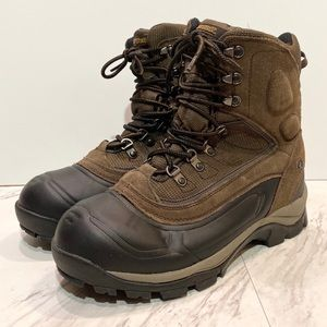 New Northside Granger Lace Up Brown Winter Boot 10